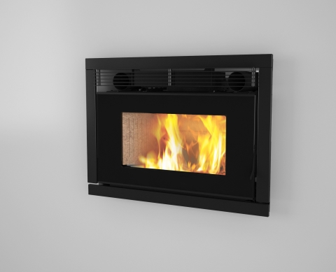 ALINDA - HOT AIR PELLET STOVE
