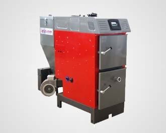 FULL AUTOMATIC SOLID FUEL FIRED BOILER